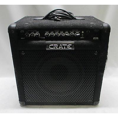 Crate BT 25 Bass Combo Amp