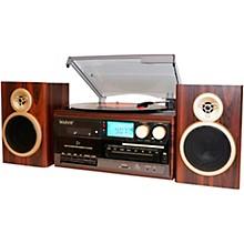 Boytone BT-28SPM, 8-in-1 Bluetooth Classic Style Record Player