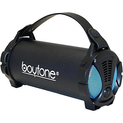 Boytone BT-38 Portable Bluetooth Hi-Fi Cylinder Speaker