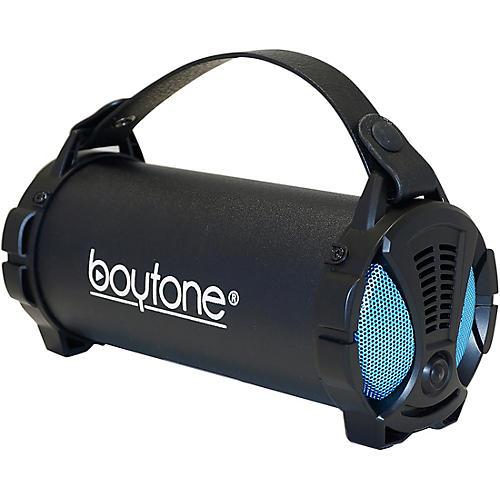 Boytone BT-38 Portable Bluetooth Hi-Fi Cylinder Speaker Blue