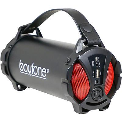 Boytone BT-38 Portable Bluetooth Hi-Fi Cylinder Speaker