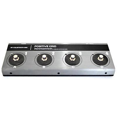 Positive Grid BT-4 MIDI Foot Controller