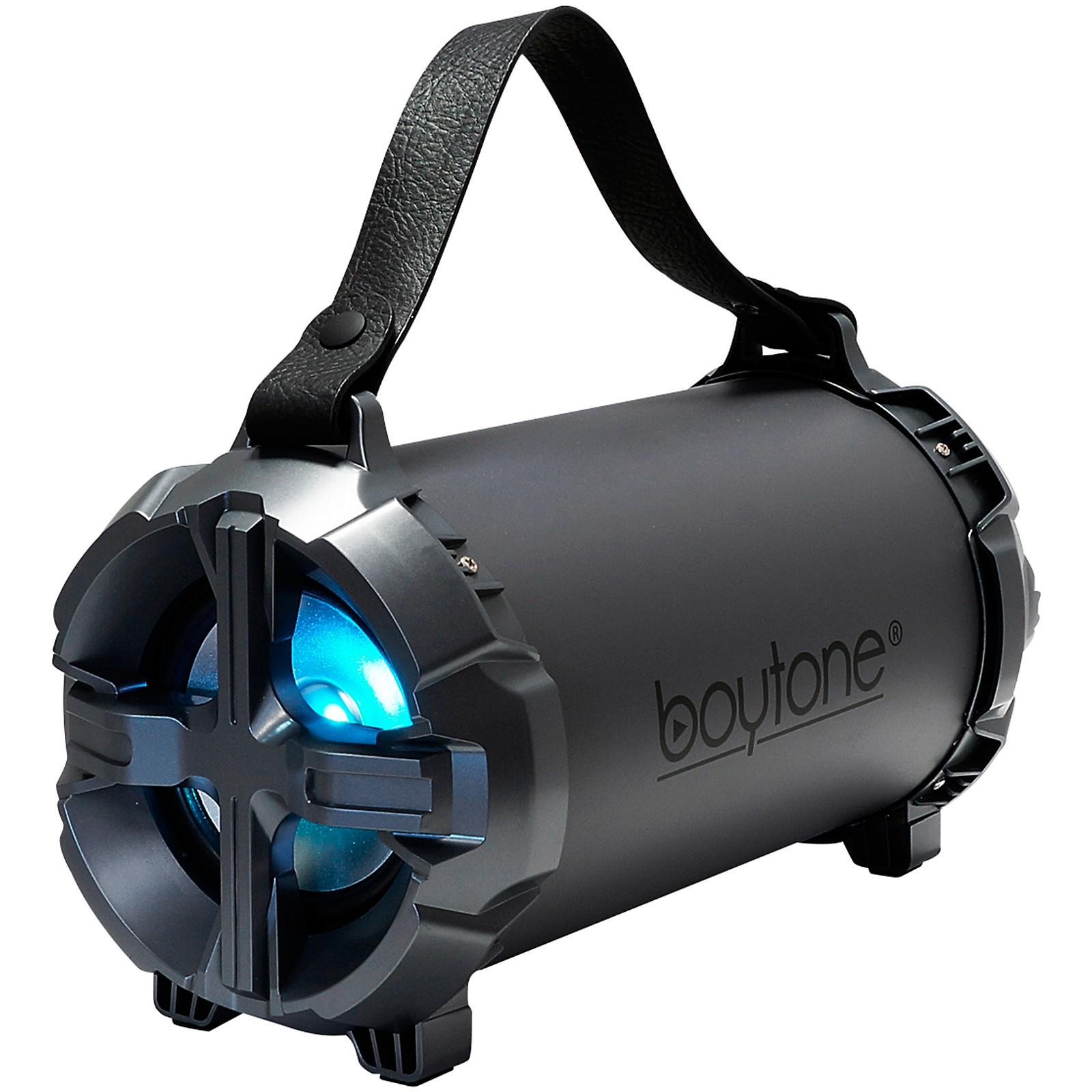 Boytone BT-44 Portable Bluetooth Hi-Fi Cylinder Speaker