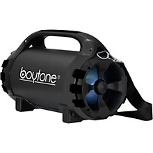 Boytone BT-46 Portable Bluetooth Hi-Fi Cylinder Speaker