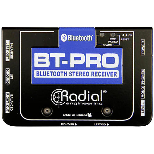 BT-Pro Bluetooth Direct Box