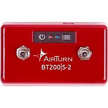 Open BoxAirTurn BT200S-2 Bluetooth 2 Foot Switch Controller