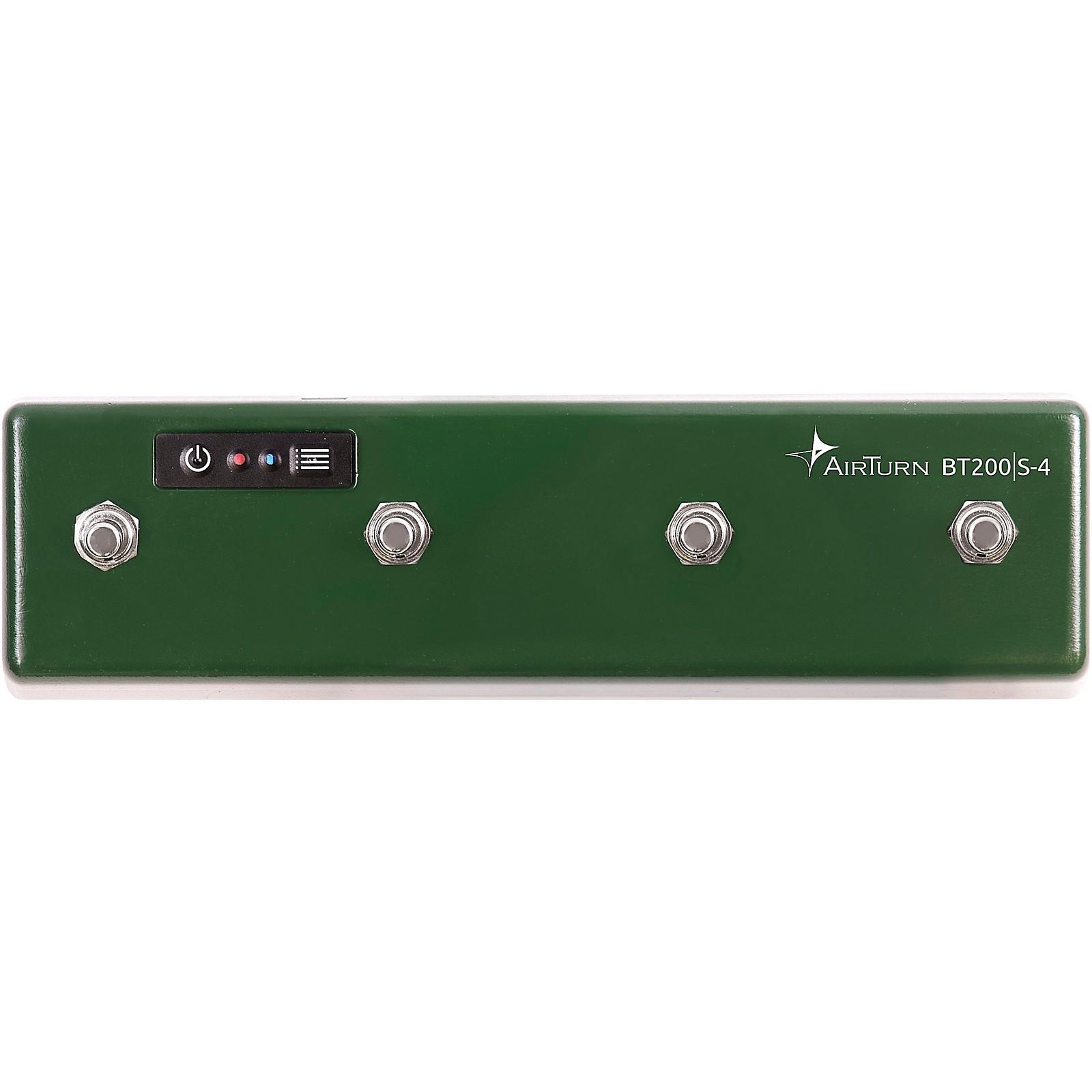 AirTurn BT200S-4 Bluetooth 4 Foot Switch Controller
