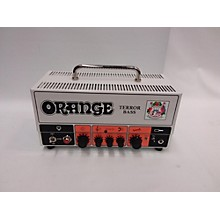 Orange Amplifiers BT500H Bass Terror 500W Tube Bass Amp Head
