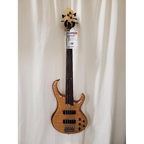 Ibanez BTB1005FL Electric Bass Guitar Natural