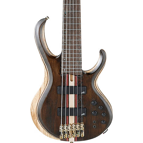 Ibanez BTB1906 Premium 6-String Bass Low Gloss Natural