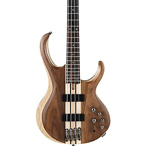 ibanez btb740 4 string electric bass guitar low gloss natural musician 39 s friend. Black Bedroom Furniture Sets. Home Design Ideas