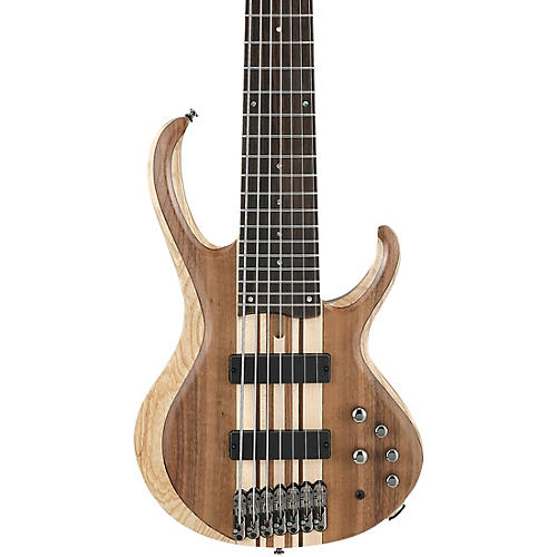 ibanez btb747 7 string electric bass guitar low gloss natural musician 39 s friend. Black Bedroom Furniture Sets. Home Design Ideas