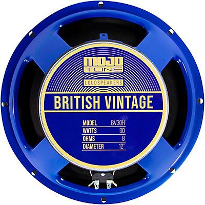 "Mojotone BV-30H 12"" British Vintage Series 8 Ohm Speaker"