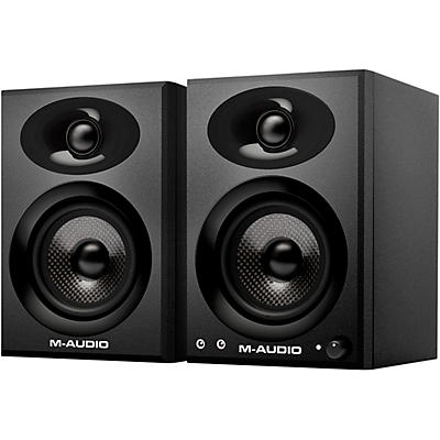 "M-Audio BX3 Graphite 3.5"" Powered Studio Monitors (Pair)"