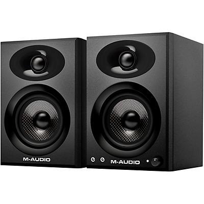 "M-Audio BX3 Graphite 3.5"" Powered Studio Monitors (Pair)"