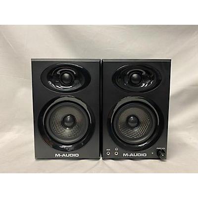 M-Audio BX3 Graphite Pair Powered Monitor