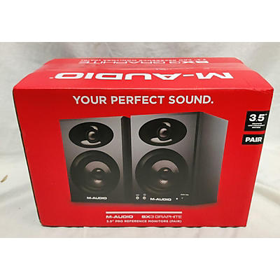 M-Audio BX3 Pair Powered Monitor