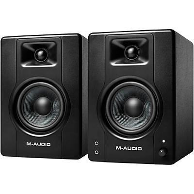 "M-Audio BX4 4.5"" Powered Studio Monitor (Pair)"
