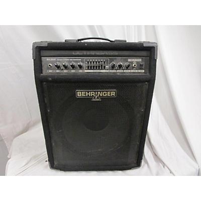 Behringer BXL3000 Ultrabass 1x15 300W Bass Combo Amp