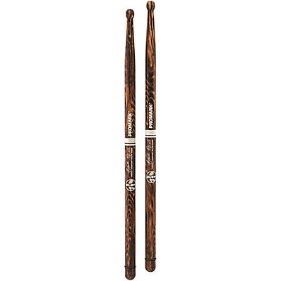 """Promark BYOS """"Bring Your Own Style"""" FireGrain Marching Snare Sticks"""