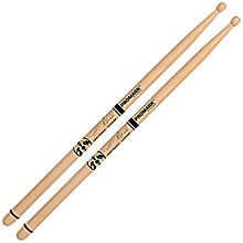 Promark BYOS Hickory Oval Wood Tip Drum Sticks