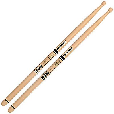Promark BYOS Hickory Oval Wood Tip Drumsticks