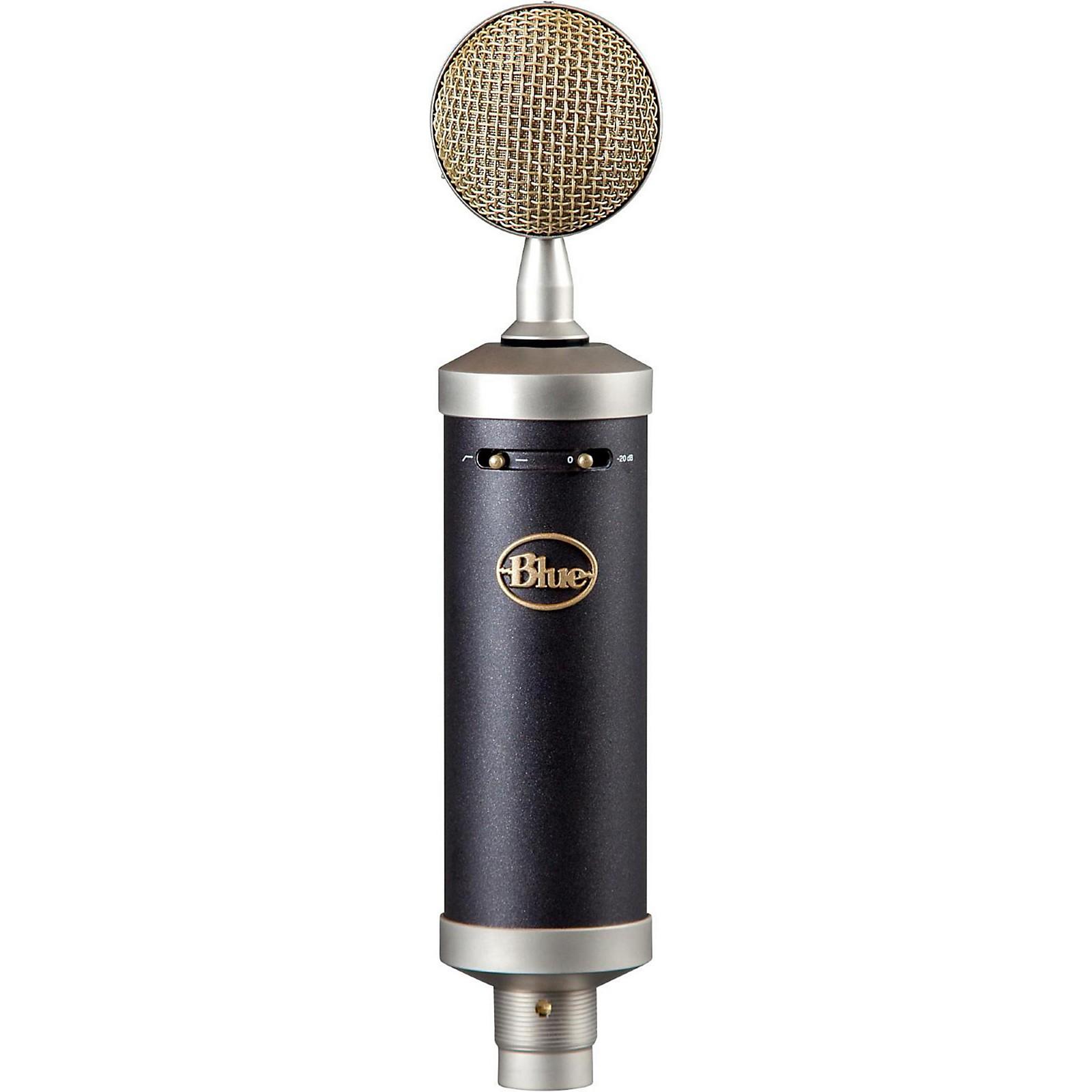 BLUE Baby Bottle SL Large-Diaphragm Studio Condenser Microphone
