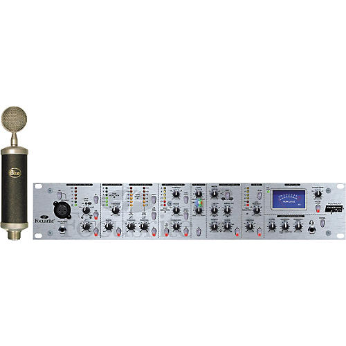 BLUE Baby Bottle and Voicemaster Pro Bundle