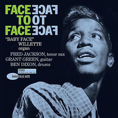 Alliance Baby Face Willette - Baby Face