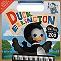 Penguin Books Baby Loves Jazz Duck Ellington Swings Through the Zoo Book & CD thumbnail