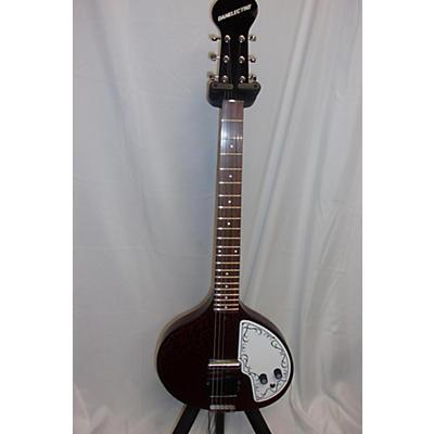 Danelectro Baby Sitar Acoustic Electric Guitar