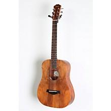 Open BoxTaylor Baby Taylor BTe-Koa Dreadnought Acoustic-Electric Guitar