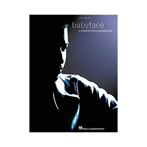 Hal Leonard Babyface Greatest Hits Book
