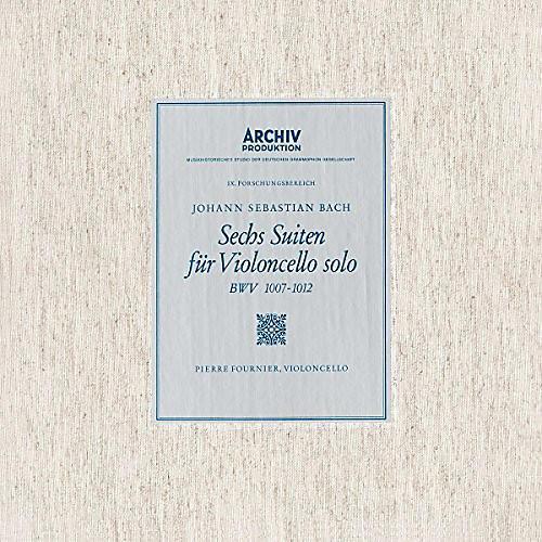 Alliance Bach: 6 Cello Suites BWV1007, 1008, 1009, 1010, 1011 & 1012