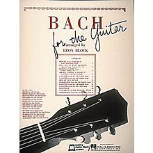 Edward B. Marks Music Company Bach for Guitar Book