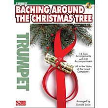 Cherry Lane Baching Around The Christmas Tree (Trumpet) Book/CD