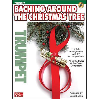 Cherry Lane Baching Around The Christmas Tree (Trumpet) Book/CD