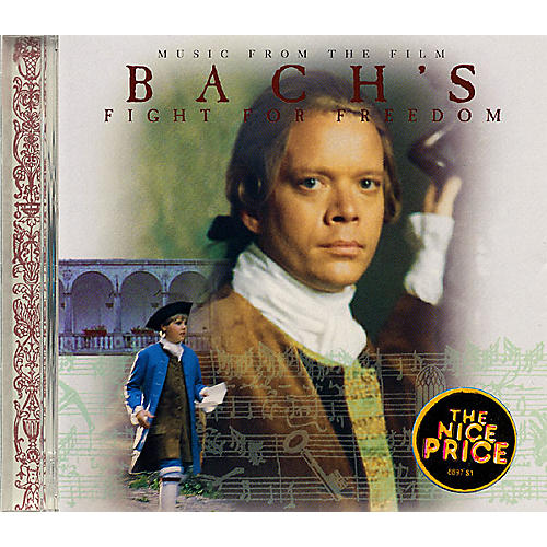 Devine Entertainment Bach's Fight for Freedom CD Composed by Johann Sebastian Bach