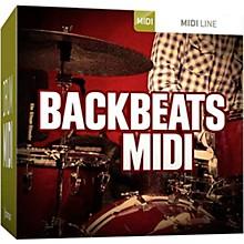 Toontrack Back Beats MIDI (Download)