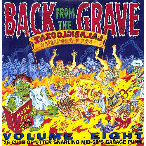 Alliance Back From The Grave 8 / Various (2lp Set)