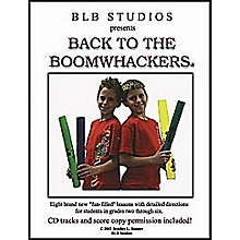 Rhythm Band Back To The Boomwhackers Book