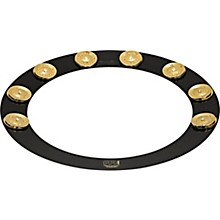 Meinl Backbeat Pro Tambourine with Brass Jingles, 13""