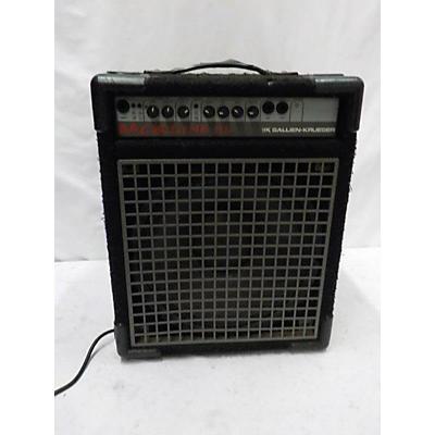 Gallien-Krueger Backline 112 100 Watt Bass Combo Amp