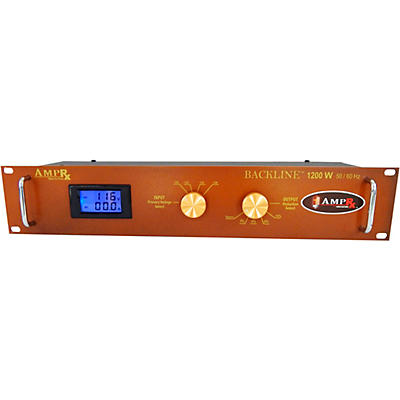 Amprx Power Solutions Backline 1200 Power Station