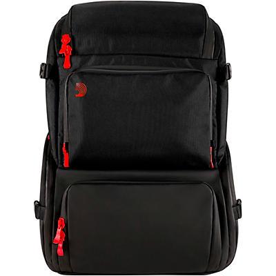 D'Addario Backline Gear Transport Backpack Red/Black