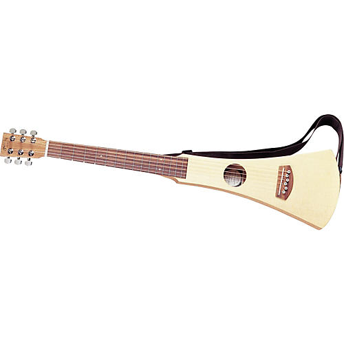 Martin Backpacker Guitar Left-Handed