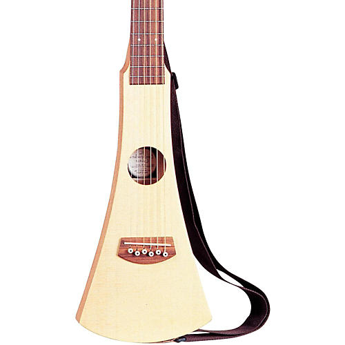 Martin Backpacker Steel String Left-Handed Acoustic Guitar