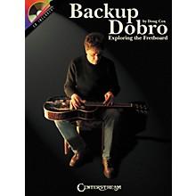 Centerstream Publishing Backup Dobro - Exploring the Fretboard (Book/CD)
