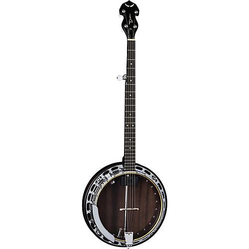 Dean Backwoods 2 Pro Acoustic-Electric 5-String Banjo Gloss Natural
