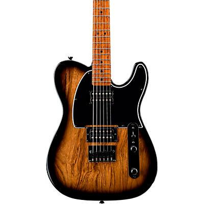 LsL Instruments Bad Bone 2 Black Limba Electric Guitar